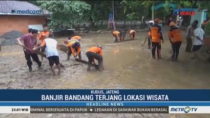 Banjir Bandang Terjang Kudus