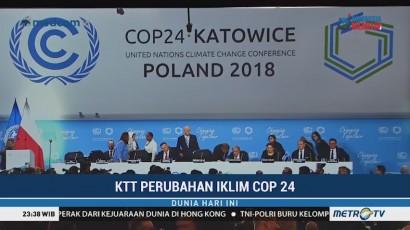 Diplomasi Indonesia atas Perubahan Iklim