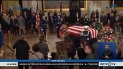 Penghormatan Terakhir untuk George H.W. Bush