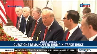 Questions Remain After Trump-Xi Trade Truce