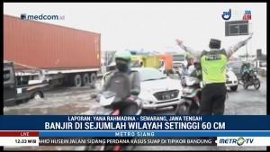 Semarang Dilanda Banjir dan Longsor