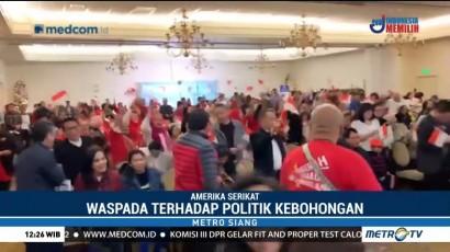 Pesta Kebangsaan Satu Indonesia untuk Jokowi-Ma'ruf di Los Angeles