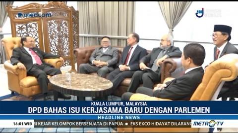DPD RI Melawat ke Malaysia