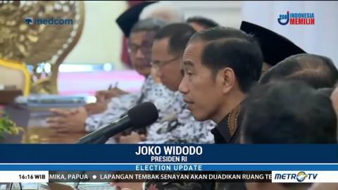 Jokowi Minta Masukan Pengurus PGRI Terkait Polemik Honorer