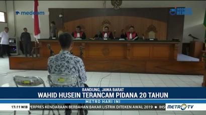 Mantan Kalapas Sukamiskin Didakwa 20 Tahun Penjara