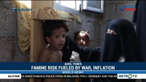 Yemen Famine Risk Fueled by War, Food Insecurity, Inflation
