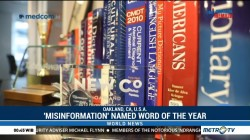 'Misinformation' Named Word of The Year