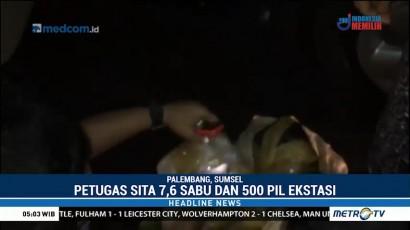 Eks Polisi Ditangkap Saat Edarkan Narkoba