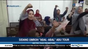 Nasabah Abu Tours Emosi di Persidangan