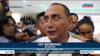Edy Rahmayadi Yakin Mampu Antarkan Timnas Jadi Juara Dunia