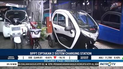 BPPT Kembangkan Fasilitas Pendukung Kendaraan Listrik