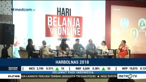 Harbolnas 2018 Targetkan Nilai Transaksi Hingga Rp7 Triliun