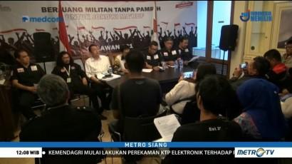 TRN #01 Siap Menangkan Jokowi-Ma'ruf Lewat 3 Program Unggulan