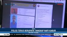 Polda Aceh Terbitkan Daftar Napi Buron Lewat Media Sosial