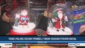 Berburu Pernak-Pernik Natal di Surabaya
