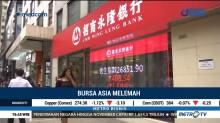Bursa Saham Asia Kompak Melemah