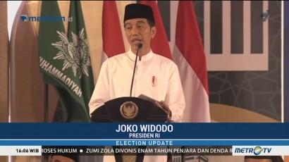 Jokowi Bicara Pentingnya Pembangunan Infrastruktur