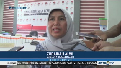 Anggota Bawaslu Aceh Dituduh Terima Gratifikasi Rp40 Juta