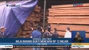 KLHK Gagalkan Penyelundupan Kayu Ilegal Asal Papua