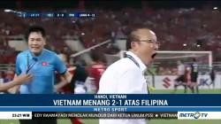 Vietnam Tantang Malaysia di Final Piala AFF 2018