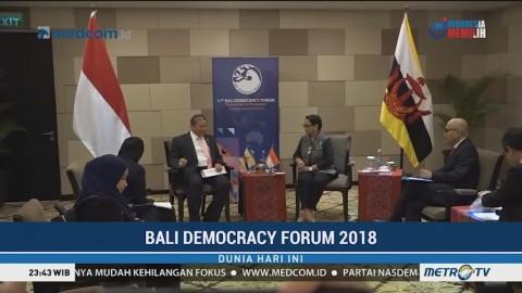 Bali Democracy Forum 2018