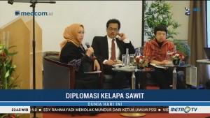Indonesia Promosikan Sawit Lestari ke Belgia