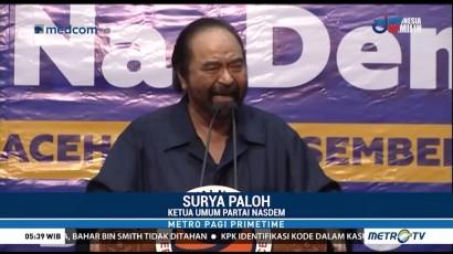 Partai NasDem Benteng Amanah Pejuang Aceh