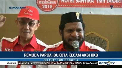 Pemuda Papua Desak TNI-Polri Usut Aktor di Balik Aksi KKB