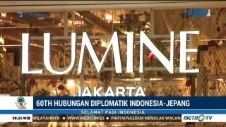 Lumine Buka Gerai Pertama di Indonesia