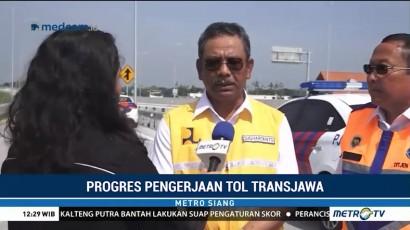 Tol Trans Jawa Diresmikan Akhir Tahun Ini
