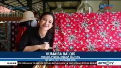 Batik Kampung Katak Khas Bangka Belitung