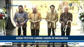 Lumine Komitmen Jalin Kerja Sama dengan UMKM Indonesia