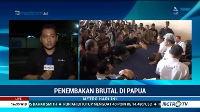 Keluarga Korban Penembakan Papua Protes Uang Santunan