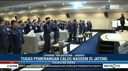 Pendidikan ABN Kostranas Jateng Angkatan ke-2 Dibuka