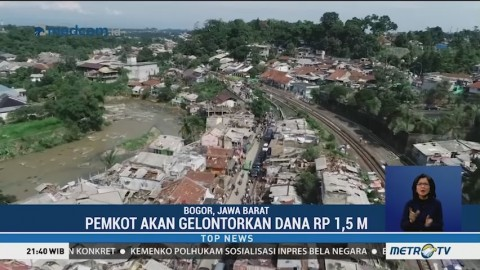Pemulihan Dampak Bencana, Pemkot Bogor akan Gelontorkan Rp1,5