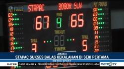 Stapac Jakarta Menang Tipis Atas Bogor Siliwangi