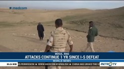 Attacks Continue as Iraq Marks One Year Since Islamic State Defeat