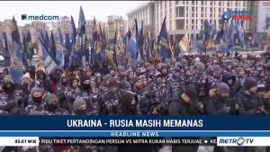 Kelompok Sayap Kanan Ukraina Kecam Rusia