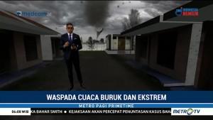 Waspada Cuaca Ekstrem