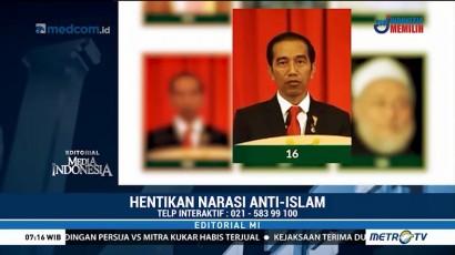 Hentikan Narasi Anti-Islam