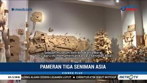 Pameran Tiga Seniman Asia