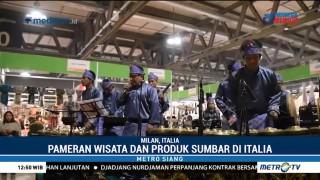 Indonesia Ambil Bagian dalam Pameran Kerajinan Tradisional di Milan