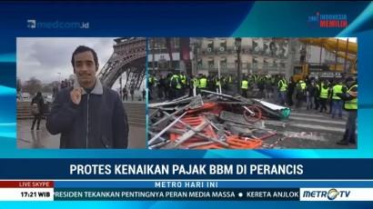 Antisipasi Kerusuhan, Pemerintah Prancis Siapkan Pengamanan Ekstra