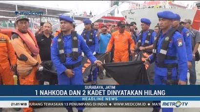 Basarnas Evakuasi Tiga Jenazah Korban KM Gerbang Samudra