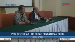 PSSI Bentuk Komite Ad-Hoc Cegah Praktik Pengaturan Skor