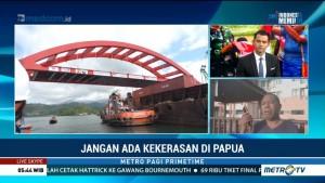Jangan Ada Kekerasan di Papua (1)