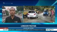 Dampak Banjir dan Longsor di Pacitan