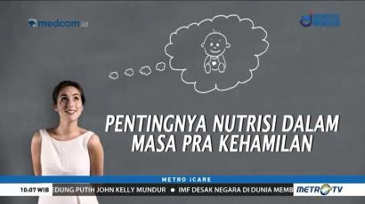 Pentingnya Nutrisi dalam Masa Pra Kehamilan (1)