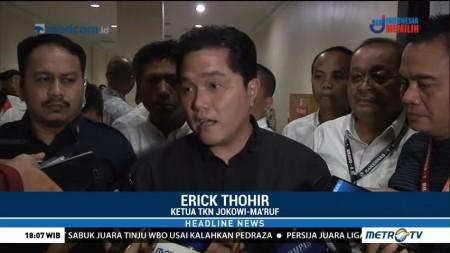 Erick Thohir Ingin Belajar dari Sandi Bangun Infrastruktur Tanpa Utang