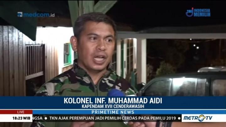 TNI-Polri Kuasai Empat Distrik di Nduga
